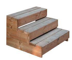 Vtec la boutique for Plan petit escalier en bois