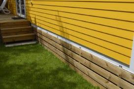 amenagement exterieur camping vtec terrassteel bois solide durable luxe haut de gamme accessoire bas mobilhome